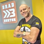 Big Brad Burton Baby, UK's #1 Business Motivational Speaker