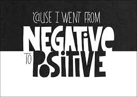 Negative to Positive Mind-set
